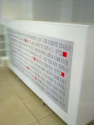 - Mağaza Dekorasyonu : 116