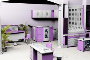 - Mağaza Dekorasyonu : 200